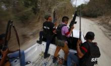 المكسيك: مقتل 414 شرطيا في عام 2019
