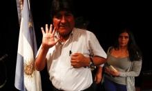 موراليس يطالب بإجراء انتخابات حرّة في بوليفيا بعد الانقلاب عليه