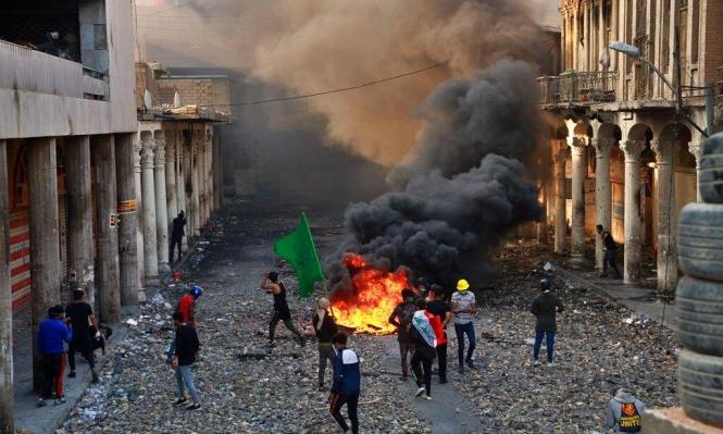العراق: مقتل 3 أشخاص بينهم جندي في هجومين مسلحين