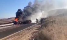 مصرع شخصين في حادث طرق مروع جنوبي البلاد