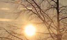 حالة الطقس: أجواء دافئة نهارًا وباردة ليلا