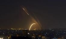 جيش الاحتلال يقصف غزة