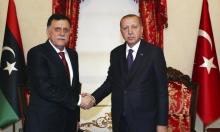 ليبيا: حكومة السرّاج ترحب بزيادة العسكرة التركية