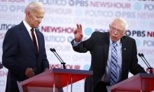 ساندرز: نتنياهو عنصري وعلى أميركا دعم الفلسطينيين