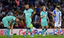 الاتحاد الإسباني يهدد برشلونة بإغلاق ملعبه