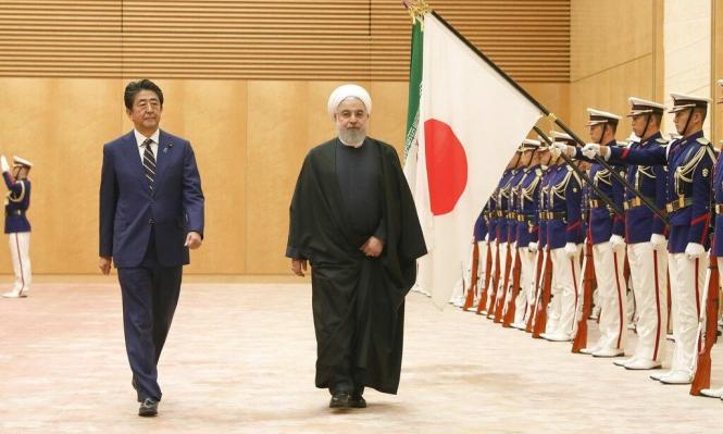 إيران تتمسك بقشّة اليابان للنجاة من غرق العقوبات