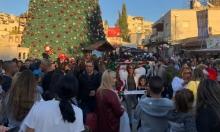 الميلاد المجيد ينشط السياحة والتجارة في الناصرة