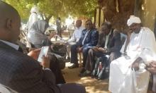 وقفة احتجاجية تنديدًا بقرار حل اتحاد الصحافيين السودانيين