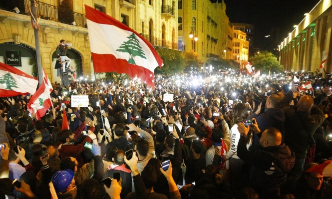 لبنان: أنصار الحريري يواصلون التظاهر رفضا لتكليف دياب