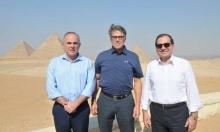 الغاز الإسرائيلي يغضب المصريين