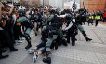 هونغ كونغ: احتجاجات تضامنًا مع مسلمي الأويغور بالصين