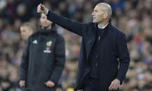 زيدان غاضب على لاعبي ريال مدريد!