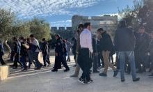 """اقتحامات جماعية للمستوطنين لساحات الأقصى بـ""""الحانوكاه"""""""