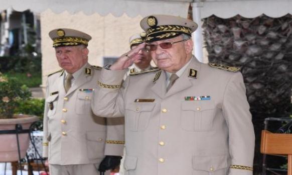 الجزائر: من هو سعيد شنقريحة خلف قايد صالح؟