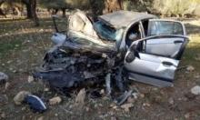 إصابتان في حادث طرق قرب دالية الكرمل