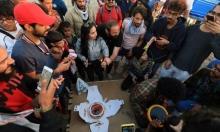 بغداد: بصيص من الفرح والفنّ في ساحة التحرير