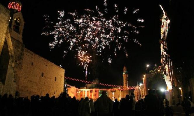 بيت لحم تستقبل زائريها بمناسبة عيد الميلاد