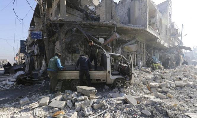 تركيا تدعو روسيا إلى وقف جديد لإطلاق النار في إدلب