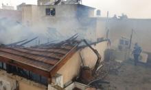 حريقان في منزلين مأهولين بيافة الناصرة والمشيرفة