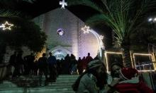 الميلاد في غزة