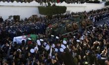 الجزائر تودع رجلها القوي: جنازة شعبية ورسمية لقايد صالح