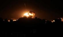 """قتلى في قصف استهدف """"الميلشيات الإيرانية"""" على الحدود السورية العراقية"""