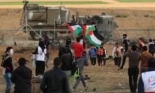 غزة: تعليق مسيرات العودة حتى آذار المقبل