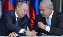 نتنياهو يناقش مع بوتين الشأنين السوري والإيراني هاتفيًا