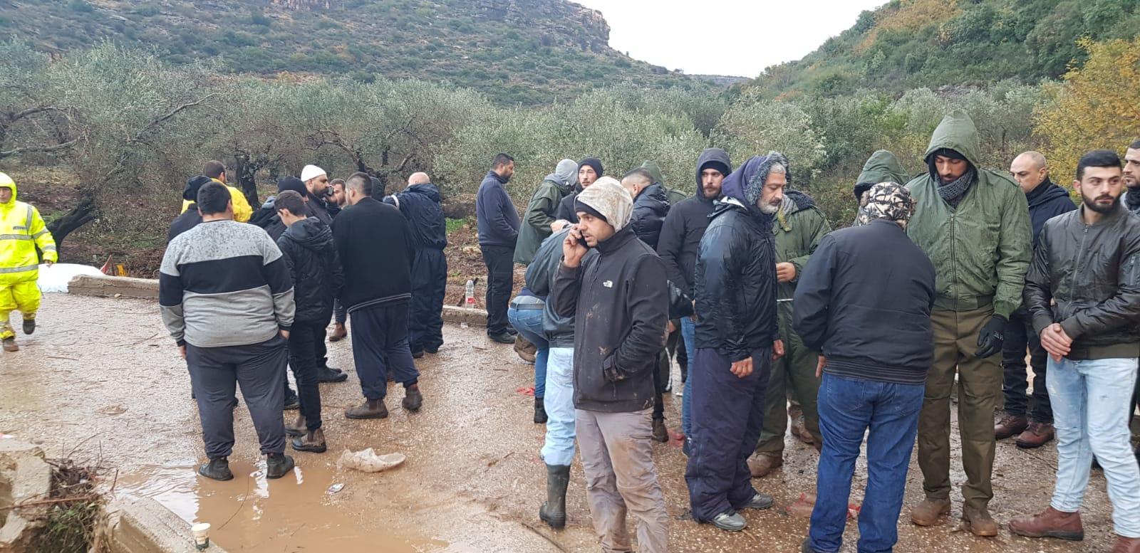 يركا: العثور على جثة  الفتى أبو جنب