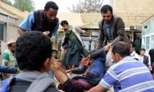 """الحوثيون يعلنون قصف معسكر سعودي: """"عشرات بين قتيل ومصاب"""""""
