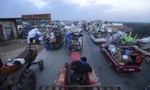 الأمم المتحدة: 235 ألفا نزحوا عن إدلب بسبب قصف النظام وحلفائه