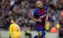 فيدال يقدم شكوى ضد فريقه برشلونة