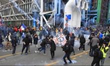 فرنسا: تظاهرات واستمرار التشويشات في المواصلات