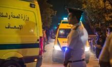 مصر: مصرع 28 شخصا بينهم سياح أجانب بحادثي طرق