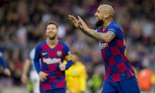 برشلونة بصدد اتخاذ موقف صارم ضد فيدال!