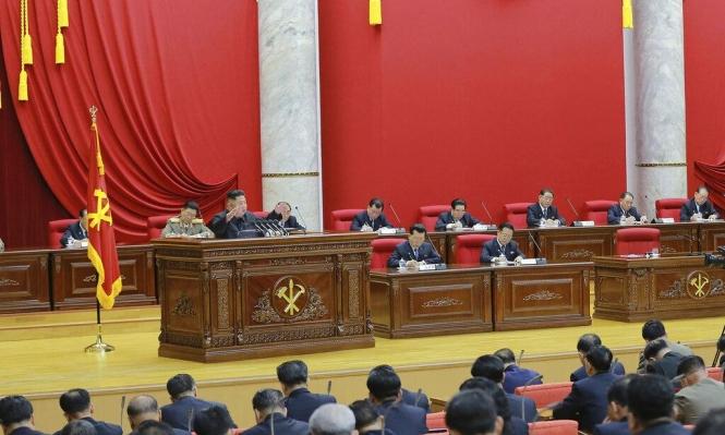 كوريا الشمالية: كيم يجمع قادة حزبه قبل انقضاء مهلة منحها لترامب