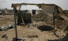 الجيش المصري يعلن تدمير 12 نفقا شمالي سيناء في 2019