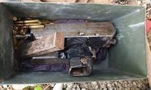 اعتقال مشتبهين من أم الفحم وسالم بحيازة سلاح