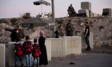 القدس محتلة: الجيش الإسرائيلي يحظر التجوال الليلي على شبان بالعيسوية