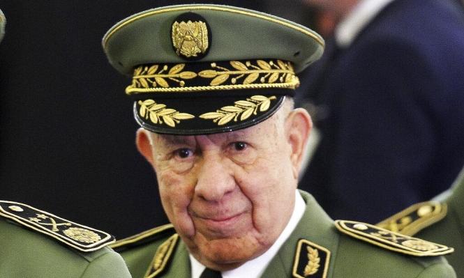 """رئيس الأركان الجزائري: أفشلنا """"مؤامرة خطيرة"""" على البلاد"""