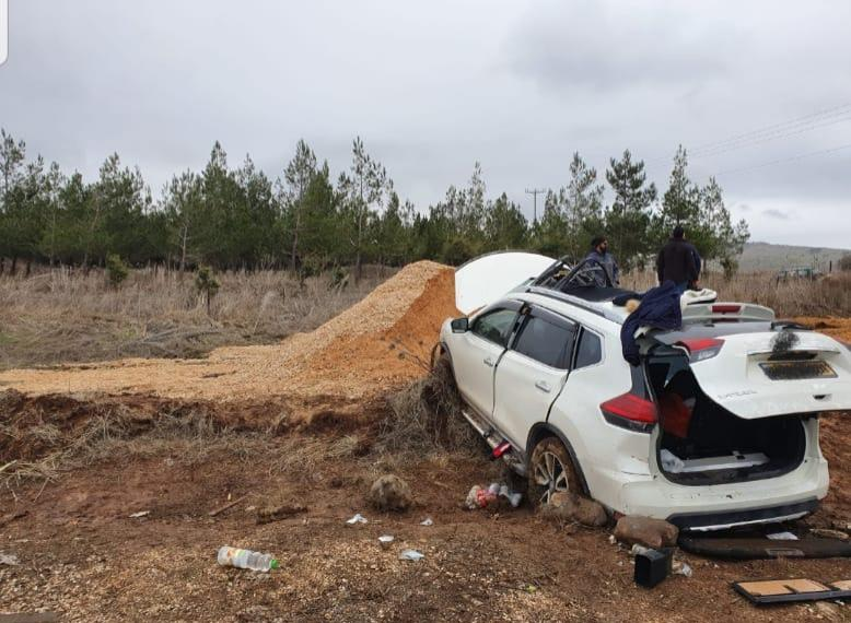 مصرع امرأة و5 إصابات في حادث طرق قرب مجدل شمس