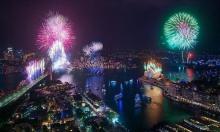 سيدني تحتفل برأس السنة رغم الحرائق