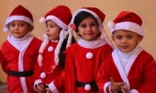 احتفالات عيد الميلاد ورأس السّنة في غزة