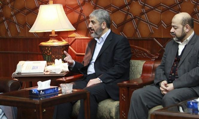 تقرير إسرائيلي: قادة حماس يلتقون جهات أوروبية وأميركية