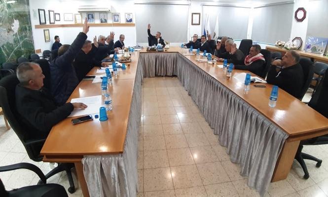 مجلس طرعان المحلي يصادق بالإجماع على ميزانية العام 2020