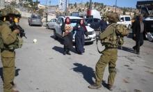 حصار مخيم الفوار للأسبوع الثاني واقتلاع أشجار زيتون بالجبعة