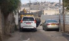 الاحتلال يهدم منزلين بسلوان ويصادر مساكن ببادية القدس