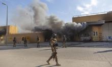"""بغداد: """"المارينز"""" نفذ إنزالا جويا داخل السفارة الأميركية"""