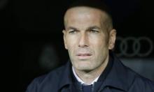 زيدان: هازارد سيغيب عن كأس السوبر الإسباني