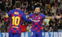 فيدال يخسر الشكوى ضد فريقه برشلونة